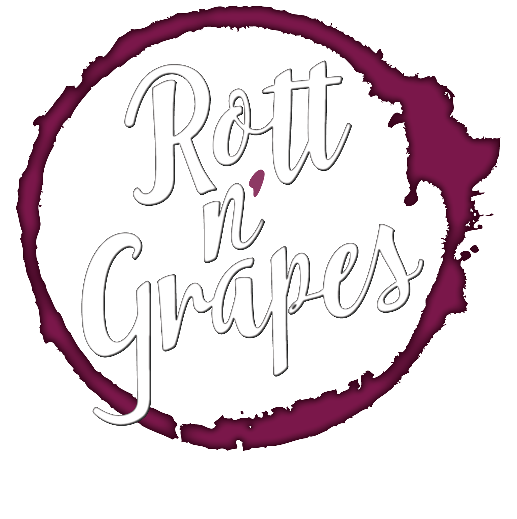 Rott n' Grapes Retina Logo