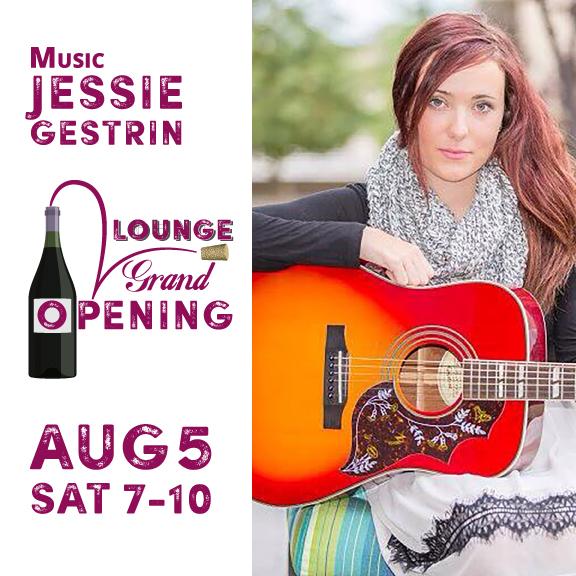 Musician Jessie Gestrin