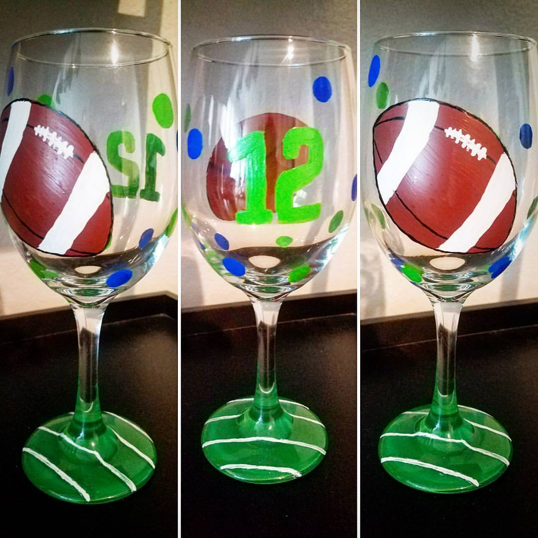Paint your wine glass rott n 39 grapes for How to paint glass painting