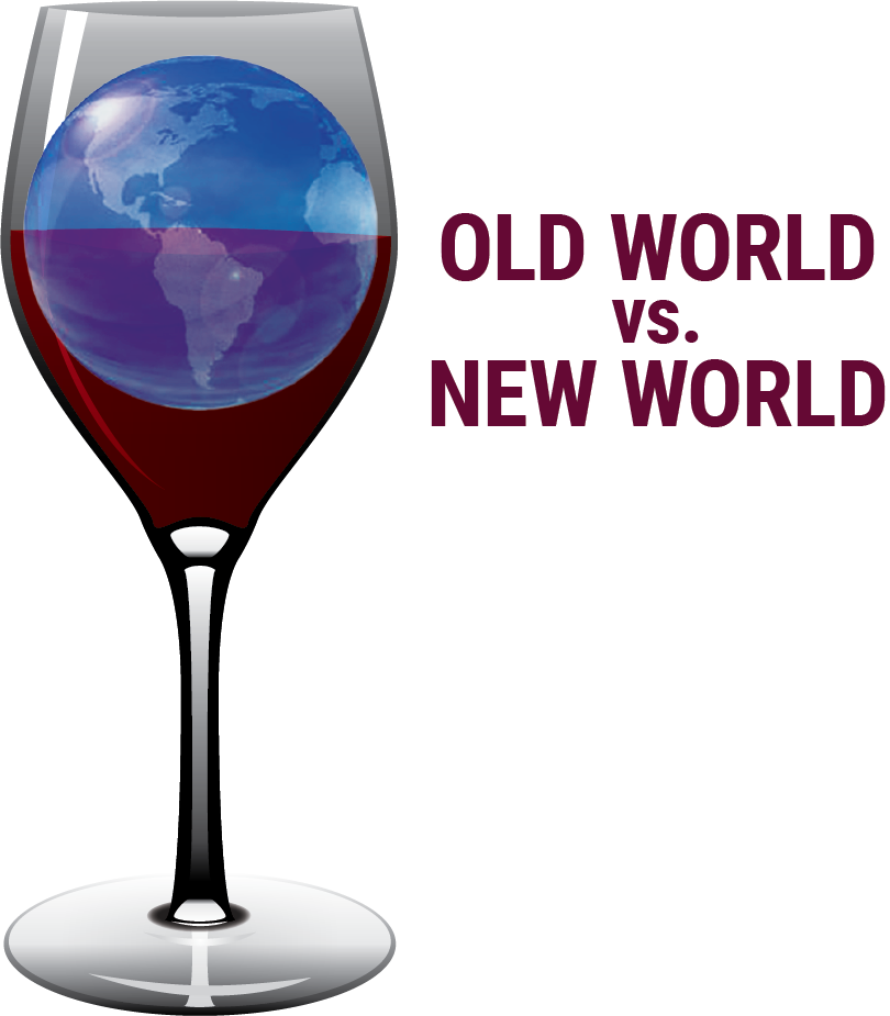 April Wine Tasting: Old World vs. New World