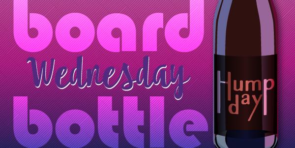 Wine Bottle Special Wednesdays
