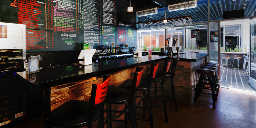 inside view of Rott n' Grapes