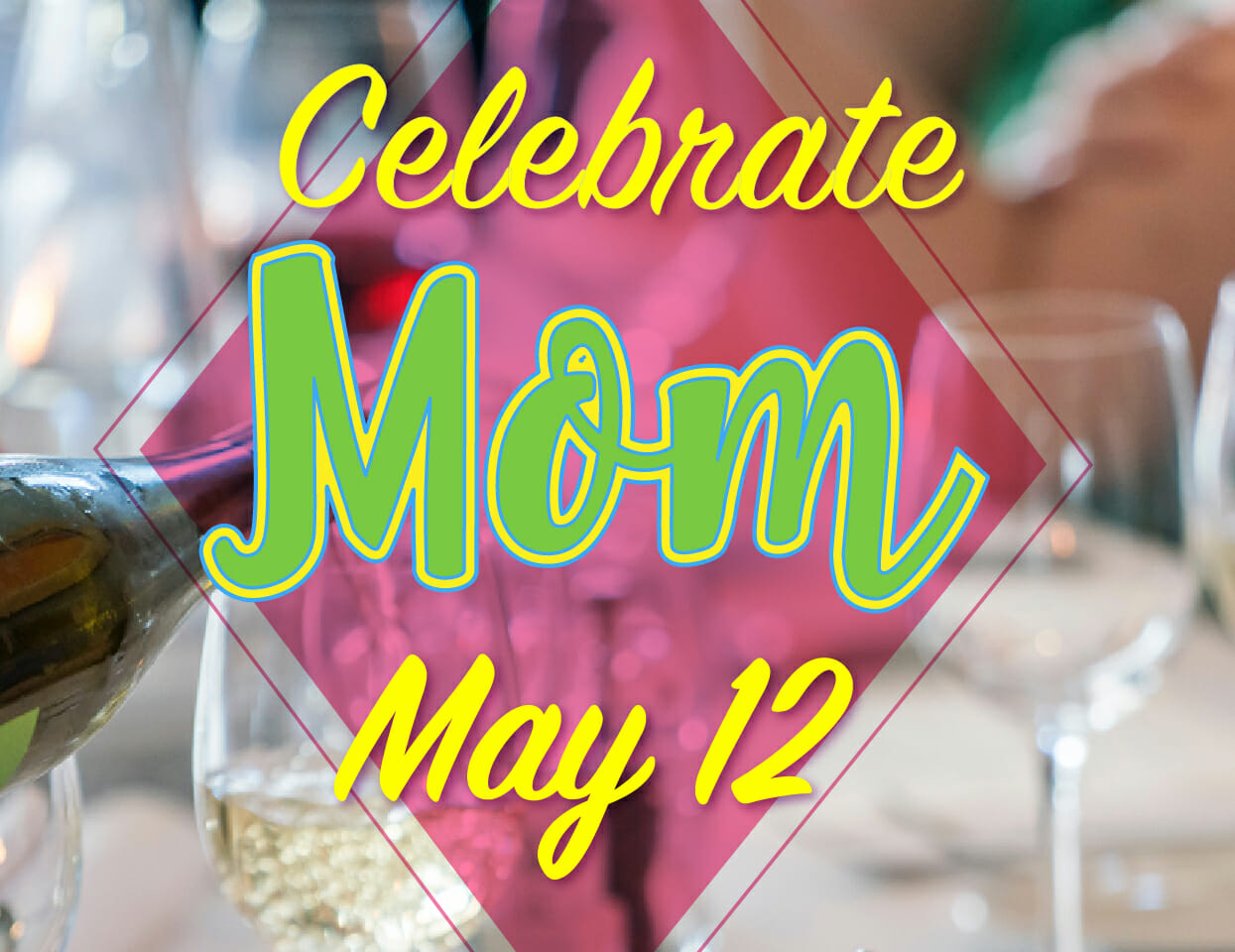Mother's Day Brunch, Lunch or Dinner at Rott n' Grapes RoRo