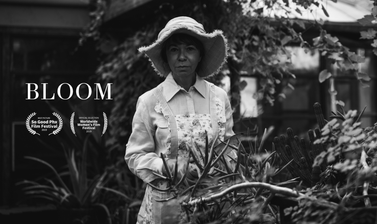 Bloom - short film by Shanna Fujii; directed by Aniwat Pluemjit
