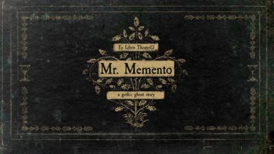 Mr. Memento short film showing at Rott n' Grapes RoRo