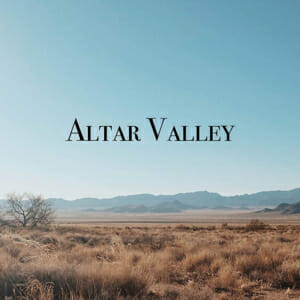 Altar Valley - short film directed by Talha Hussaini; writers Talha Hussaini, Pedro Pérez Nuñez