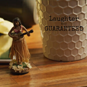 Laughter-not-guaranteed short film by PARCO RICHARDSON
