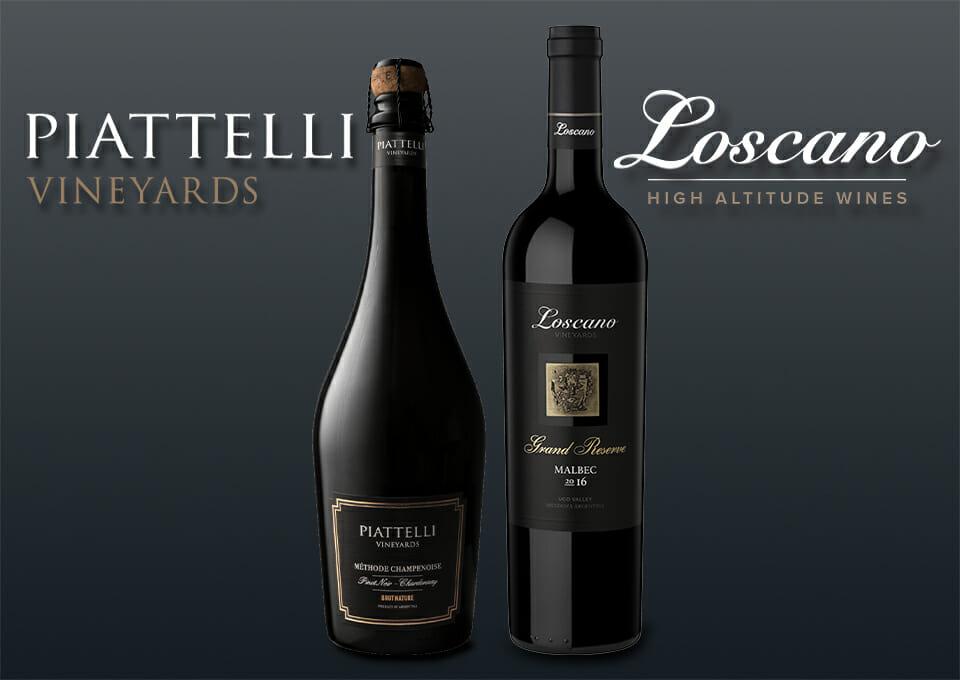 Piattelli Vineyards & Loscano High Altitude Wines