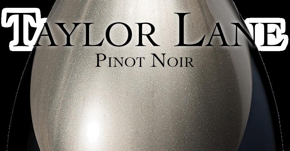 Belle Glos Taylor Lane Pinot Noir wax
