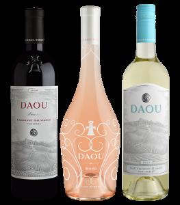 DAOU Reserve Cab, Rosé, Sauv Blanc