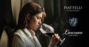 Valeria Antolin, winemaker for Piattelli and Loscano Vineyards