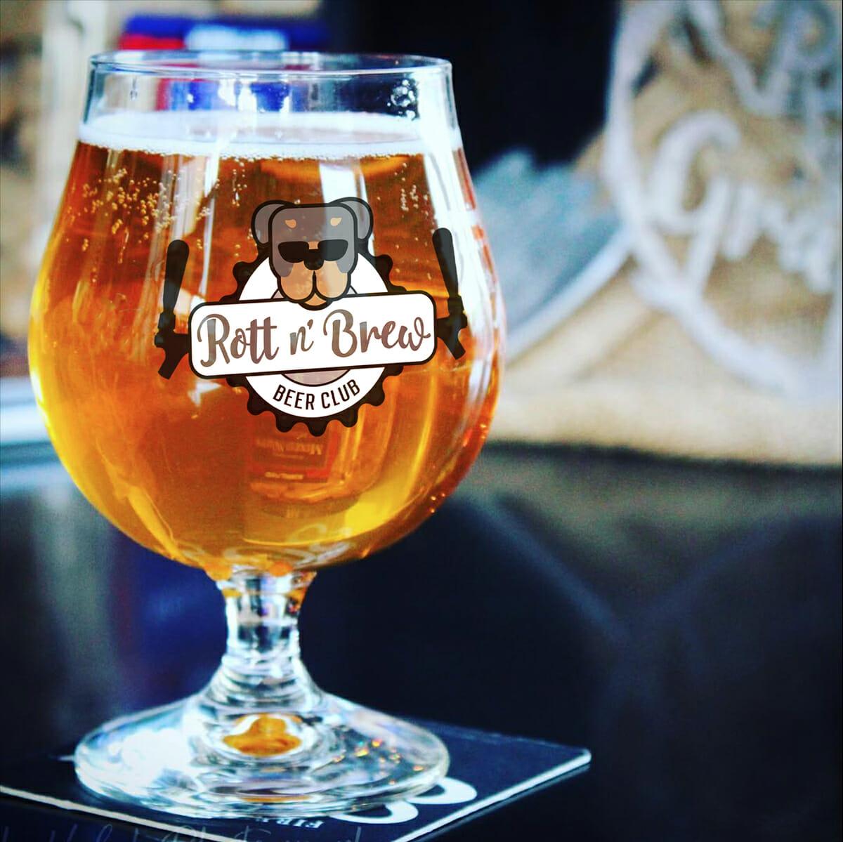 Rott n' Brew Beer Club