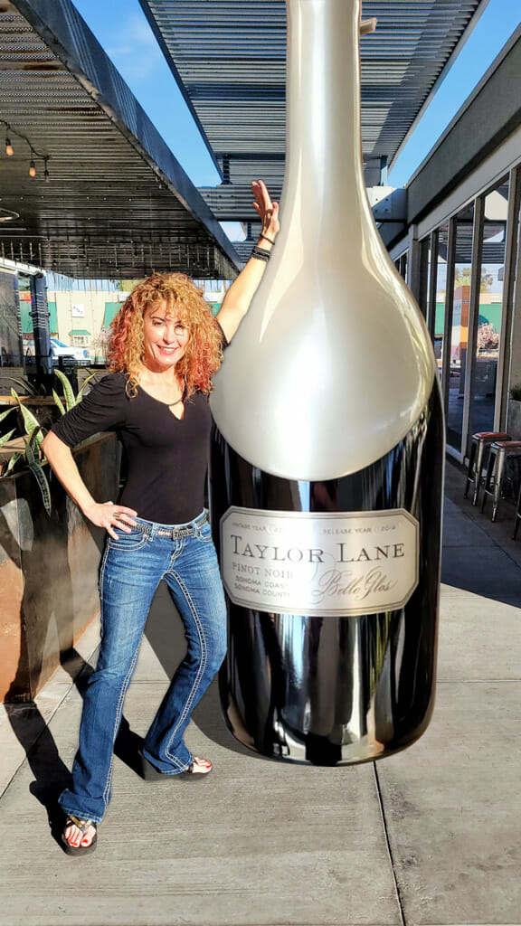 Taylor Lane Magnum and Patty