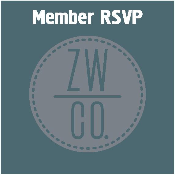 Zinke Winery logo member RSVP