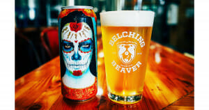 Belching Beaver Brewer