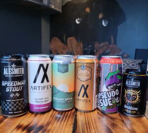 new release beers at Rott n' Grapes
