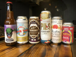 July new release beers at Rott n' Grapes